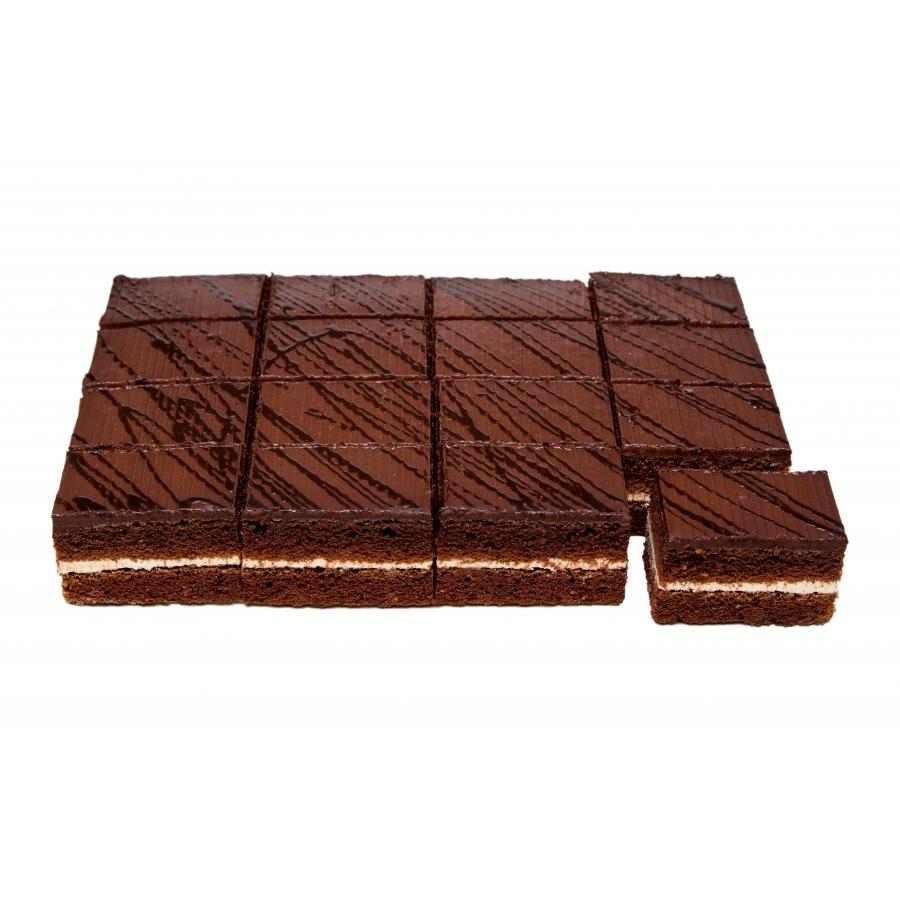 Vīnes šokolādes kūka