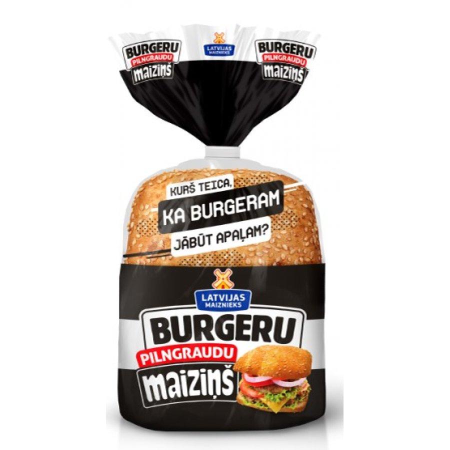 """Burgeru pilngraudu """"Maiziņš"""""""