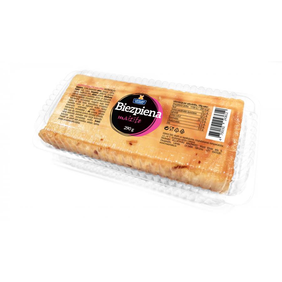 Biezpiena maizīte