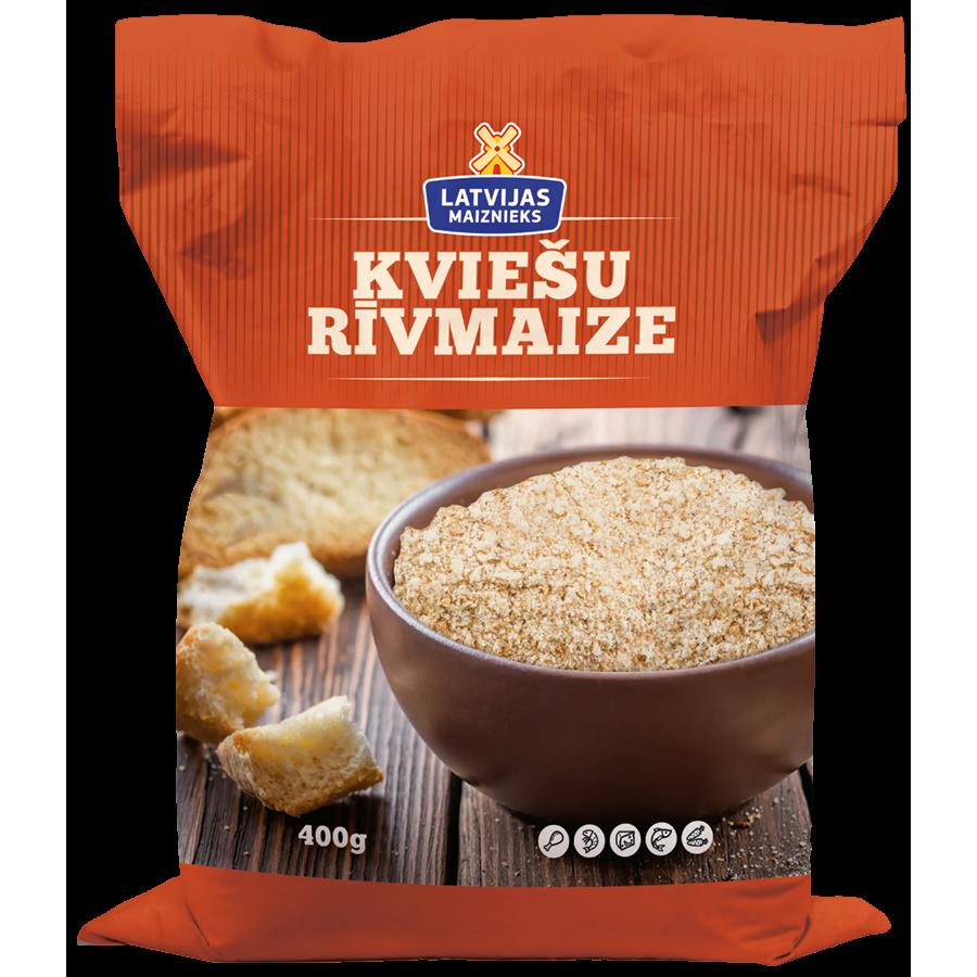 Пшеничные панировочные сухари