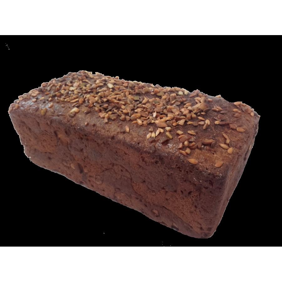 Rudzu formas maize ar sēklām