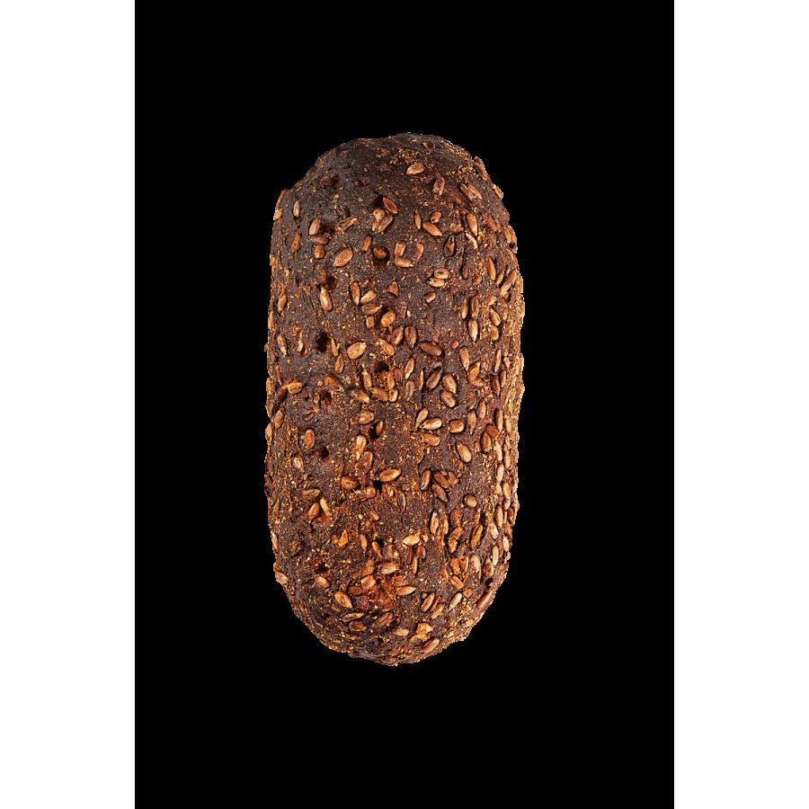 Rudzu maize ar sēklām